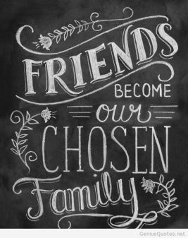 Friends-are-family-quote-wallpaper