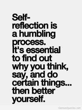 Self-reflection-quote